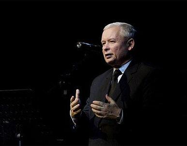 Kaczyński: Tuska nie było? Zdumiewające