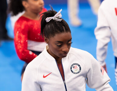 Stany Zjednoczone żyją sytuacją gimnastyczki Simone Biles. Zawodniczka...
