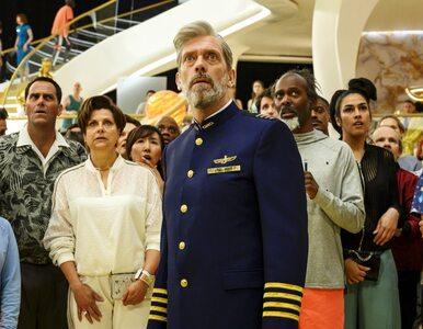 Hugh Laurie kapitanem statku kosmicznego w nowym serialu HBO. Zobacz...