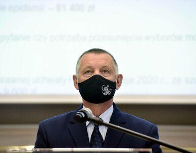 Jakub Banaś zawiadamia prokuraturę. Chodzi o wiadomość o jego rzekomym...