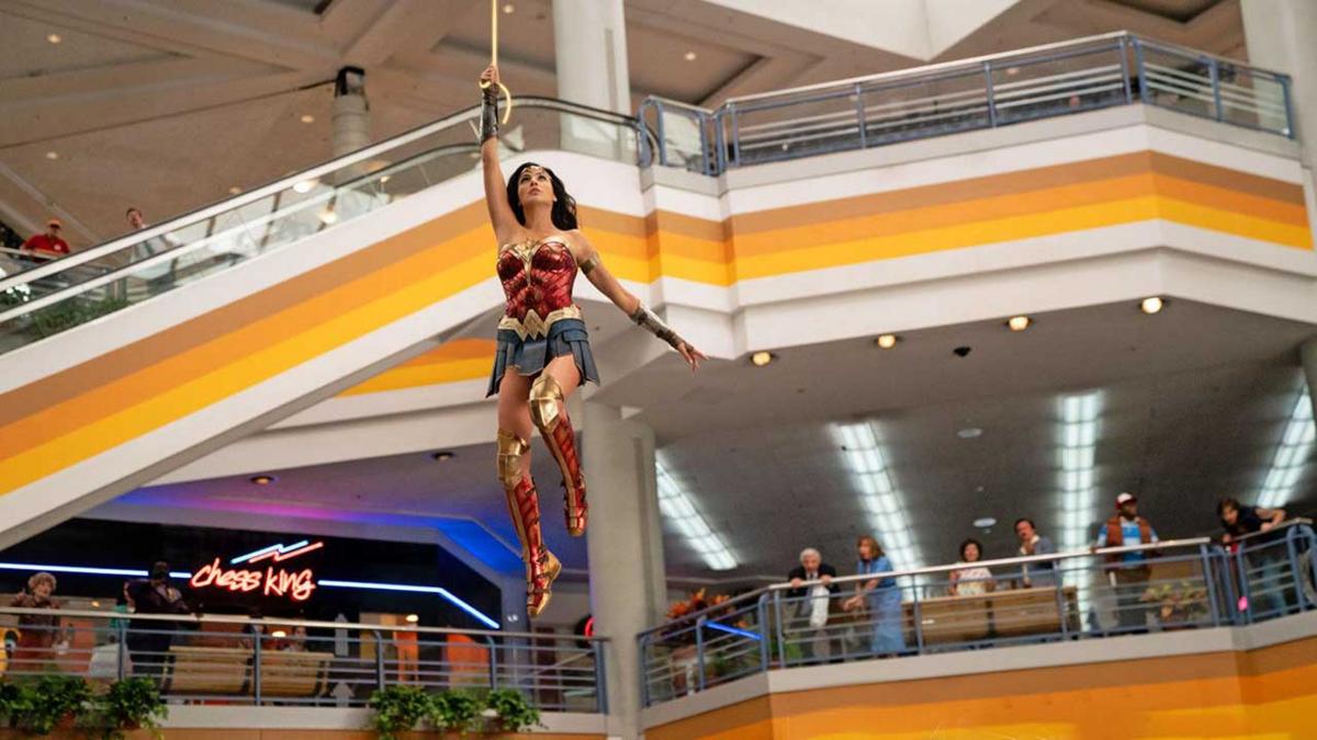 """""""Wonder Woman 1984"""" (2020)"""