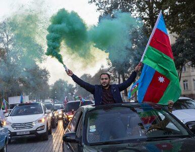 Koniec walk o Górski Karabach. Rosja gwarantem porozumienia Armenii i...