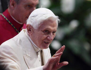 Kontrowersje wokół książki o celibacie. Benedykt XVI chce usunięcia...