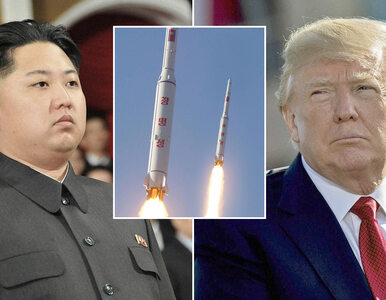 """Kim Dzong Un z gospodarską wizytą w bazie rakietowej. """"Zadanie wykonane"""""""