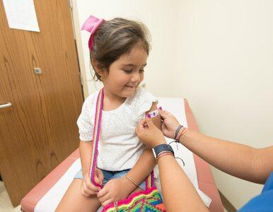 Lekarz: Rodzice nie szczepią dzieci na grypę. Konsekwencje mogą być...