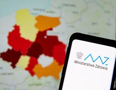 Nowy raport Ministerstwa Zdrowia. Najwięcej zakażeń na Śląsku i w...