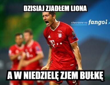 Lewandowski zagra w finale LM! Zobacz najlepsze memy po meczu Bayernu z...