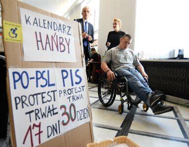 """Kancelaria Sejmu podsumowuje protest. """"Szacowane są koszty akcji"""""""