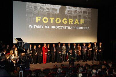 """Zdjęcia z uroczystej premiery """"FOTOGRAFA"""""""