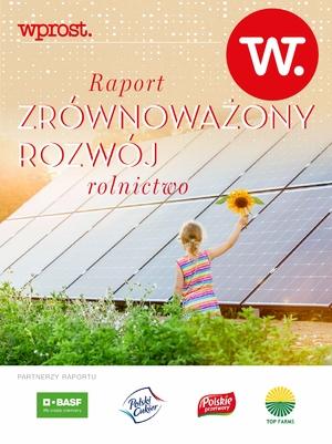 Raport – Zrównoważony rozwój w rolnictwie (2021 r.)