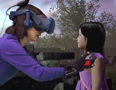 """Dzięki technologii VR matka spotkała się ze zmarłą córką. """"Może to..."""