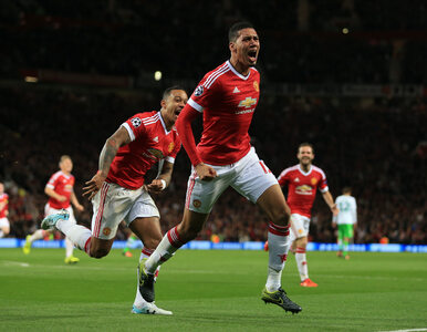LM: Manchester przegrywał, ale odrobił straty. Porażka Wolfsburga na Old...