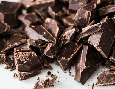 GIS wycofuje czekoladę imbirową ze sklepów. Zawiera szkodliwy tlenek...