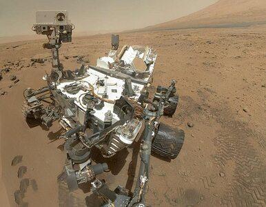 Curiosity przerywa misję. Awaria