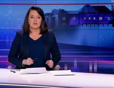 """Danuta Holecka od miesiąca nie prowadzi """"Wiadomości"""" TVP. """"Nic złego się..."""