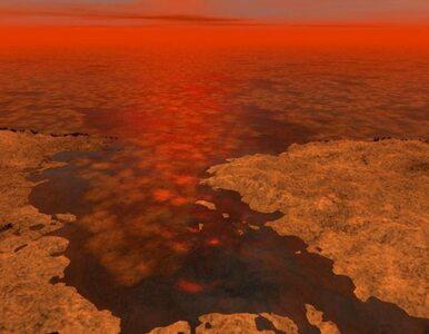 """""""Możliwość istnienia życia"""" na Tytanie. NASA stworzyła mapę księżyca"""