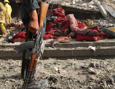 """""""Terroryści zabili niewinnych"""". Krwawy zamach na bazarze"""