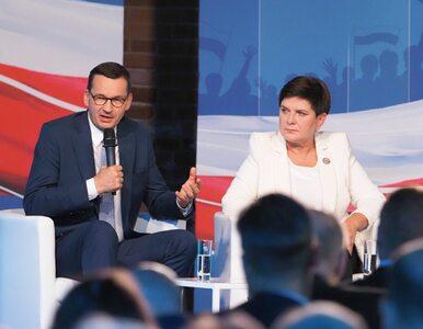 """Expose Morawieckiego w Sejmie. Szydło """"trzyma kciuki"""" na Twitterze"""