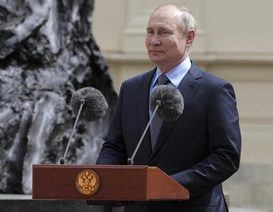 """Putin zdenerwował się po pytaniach dziennikarza NBC. """"Słuchaj, wiesz,..."""