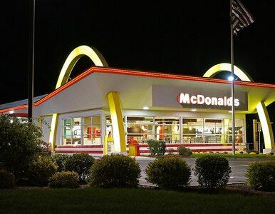 Zestawy w McDonald's z wodą zamiast Coli. Powód: podatek cukrowy