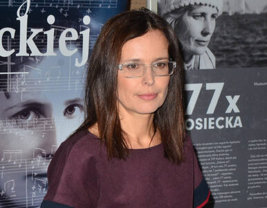 """Passent o trudnych relacjach z mamą Agnieszką Osiecką. """"Przez lata była..."""