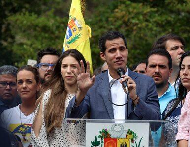 PE uznał Guaido za tymczasowego prezydenta Wenezueli