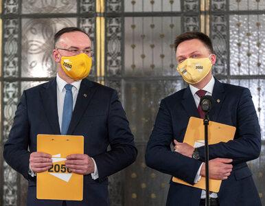 """Nazwa """"Polska 2050"""" została przechwycona. Michał Kobosko: Bardzo..."""