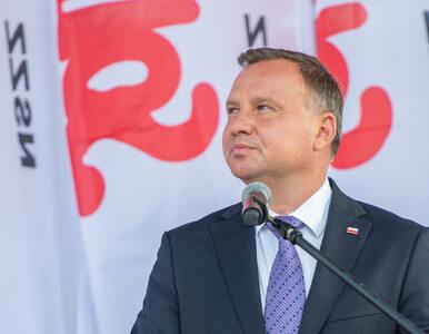 """""""Wiem, że to jest uciążliwe, ale proszę..."""". Prezydent z apelem do Polaków"""