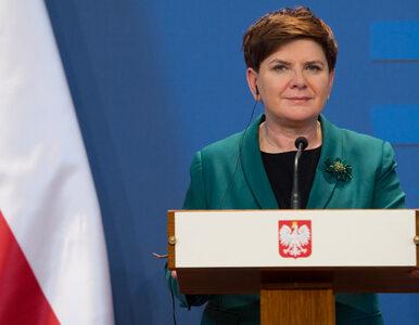 Spotkanie Szydło z premierem Estonii. Rozmowy dotyczące m.in. szczytu NATO