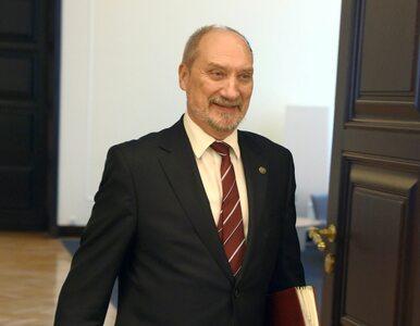 Macierewicz o analogii między USA a Polską: Ataki na ośrodki władzy, też...