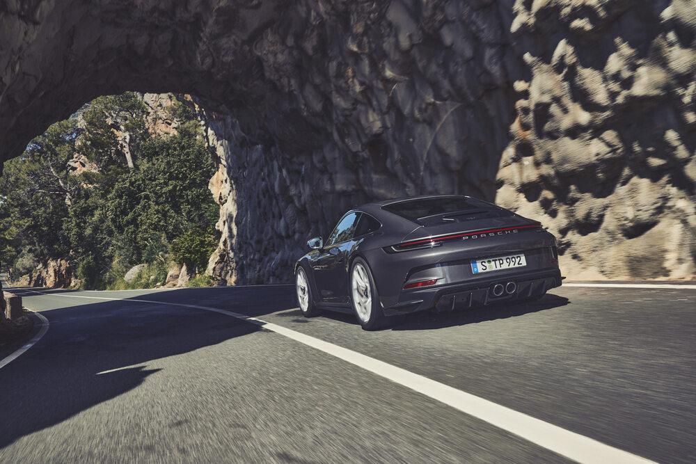 Nowe Porsche 911 GT3 z pakietem Touring