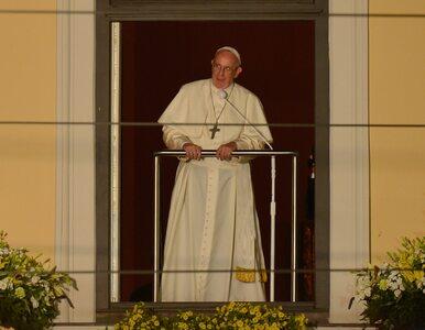 Papież Franciszek z okna na Franciszkańskiej 3 wspominał wolontariusza z...