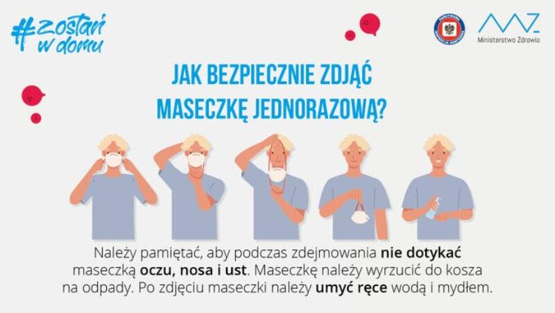 Podpowiedzi od Ministerstwa Zdrowia