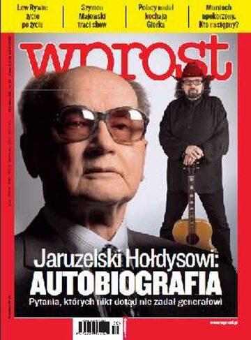 Okładka tygodnika Wprost nr 30/2011 (1485)