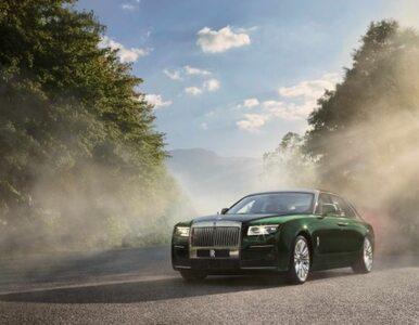 Rekordowa sprzedaż Rolls-Royce'a. Krezusi pokochali nowego Ghosta