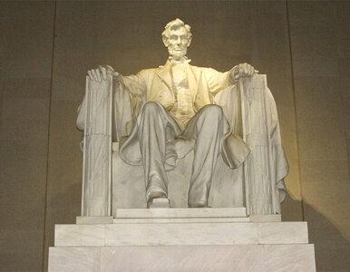 Abraham Lincoln na celowniku wandali