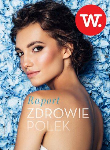 Okładka Raport Wprost – Zdrowie Polek (2020 r.)