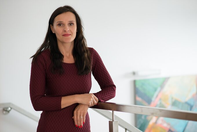 dr inż. Ewa Tkocz-Piszczek, wiceprezes Centrum Badawczo-Rozwojowego BioStat®