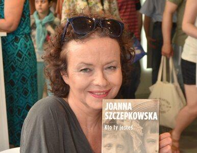 """Szczepkowska wycofała się z komitetu Komorowskiego. """"Chcę być w zgodzie..."""