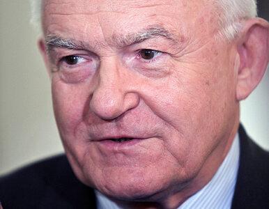 Miller: Przepraszamy tych, których zawiodła kandydatura Magdaleny Ogórek