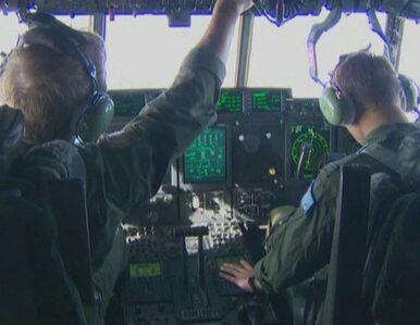 Oznaczają bojami prawdopodobne miejsce katastrofy malezyjskiego Boeinga