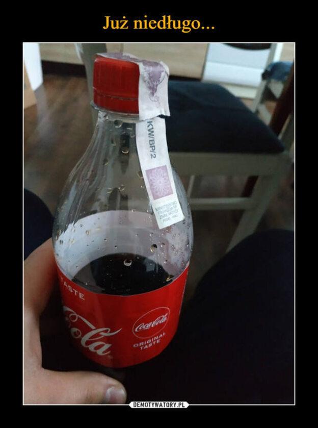 Mem po wprowadzeniu podatku cukrowego