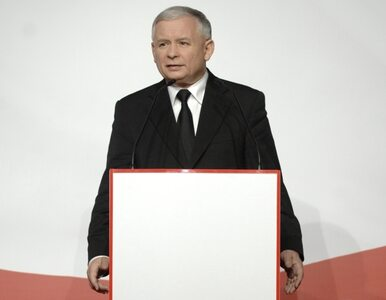 """""""Gdyby Kaczyński powiedział to przed Sejmem, sprawa byłaby w sądzie"""""""