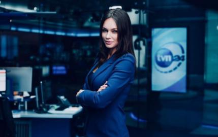 Była Miss Warszawy i dziennikarka TVN24
