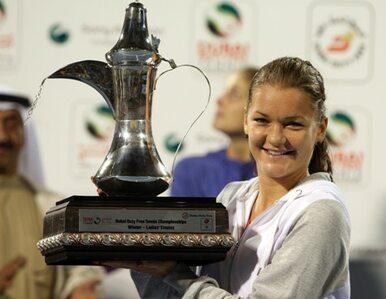 Radwańska wygrała... dwa razy jednego dnia
