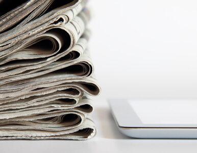 """Rządowa gazeta krytykuje działania władz. """"Akcja bez precedensu"""""""