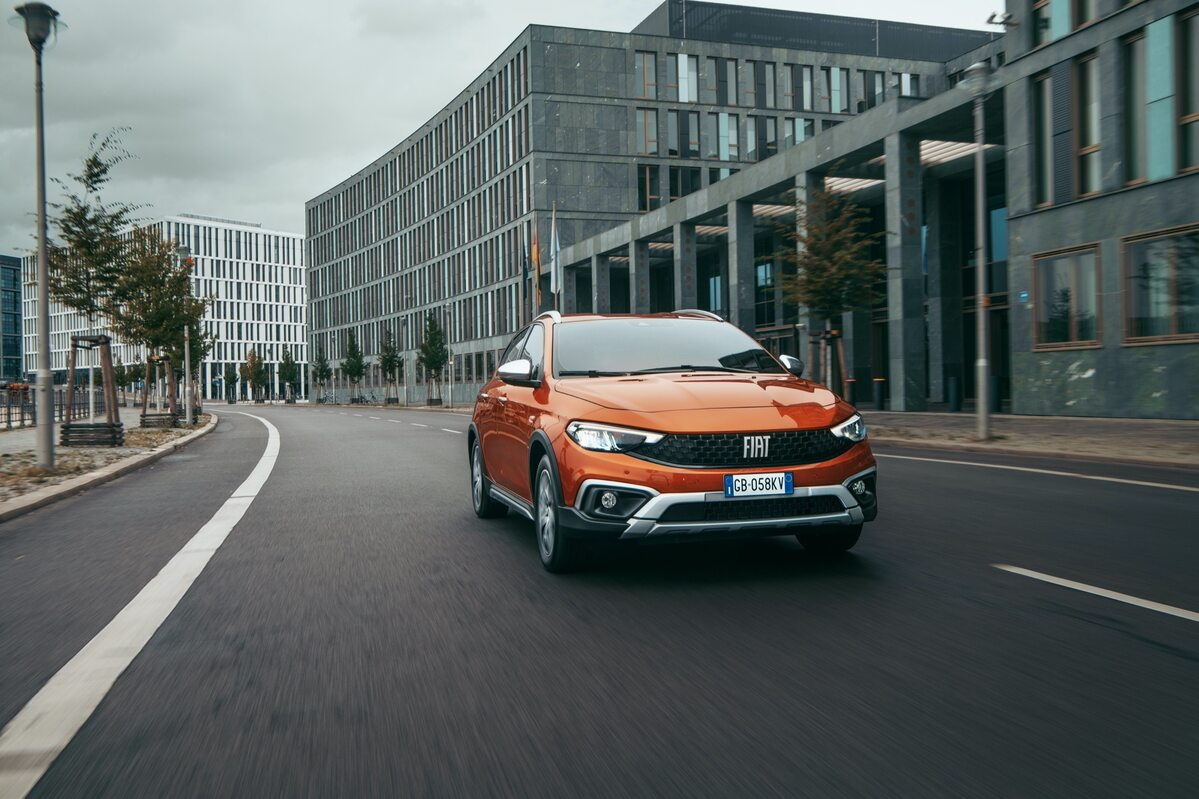 Nowy Fiat Tipo Cross