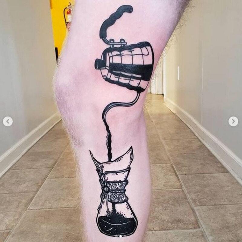 Tatuaż ruchomy