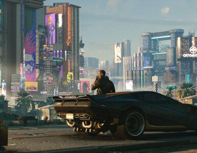"""""""Cyberpunk 2077"""". Twórcy gry zostawili fanom ukrytą wiadomość. Wiemy,..."""