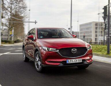 Poprawiona Mazda CX-5. Jest cennik auta na 2021 rok